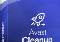 Avast Cleanup Premium 19.1.7734 Crack