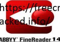 ABBYY FineReader 15.0.18.1494 Crack