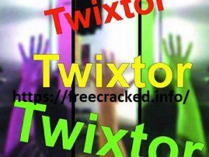 Twixtor Pro 7.3.1 Crack