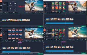 Movavi Slideshow Maker 6.3.0 Crack