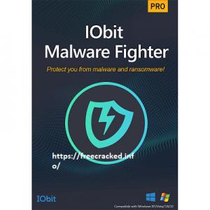 IObit Malware Fighter PRO 7.6.0.5846 Crack