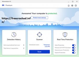 Malwarebytes Anti-Malware 4.1.1.167 Crack