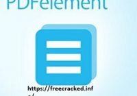 Wondershare PDFelement Pro 7.6.0 Crack